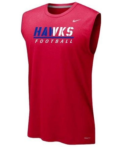 Nike Legend Sleeveless Red