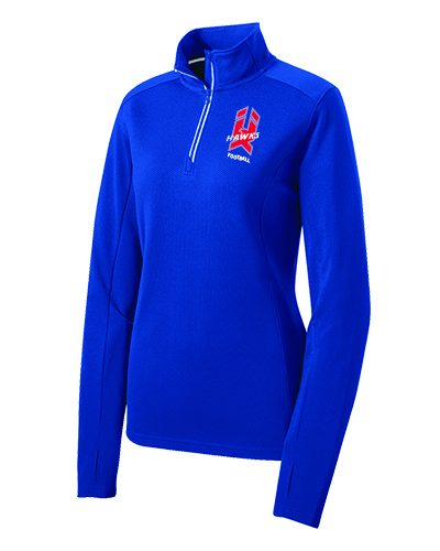 Sport Tek quarter zip ladies lowres