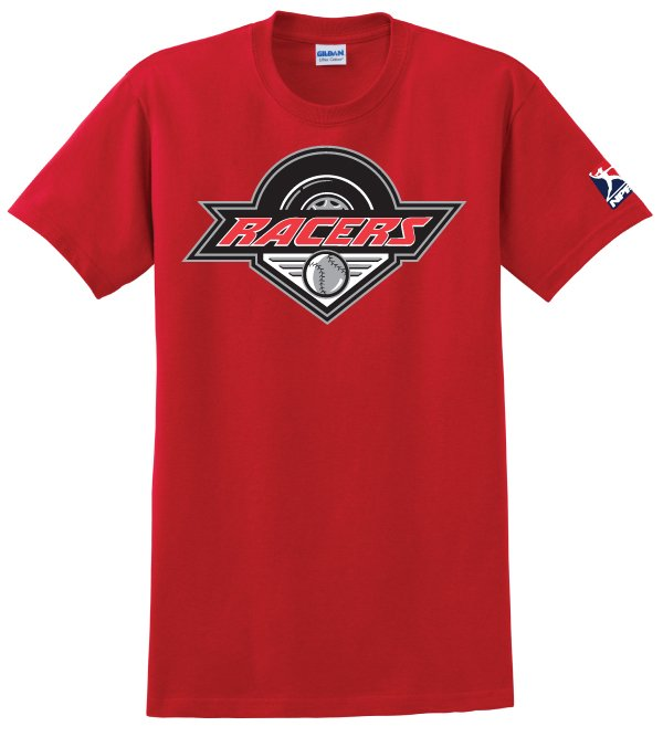 Racers T Shirt Custom Number California Team Wear