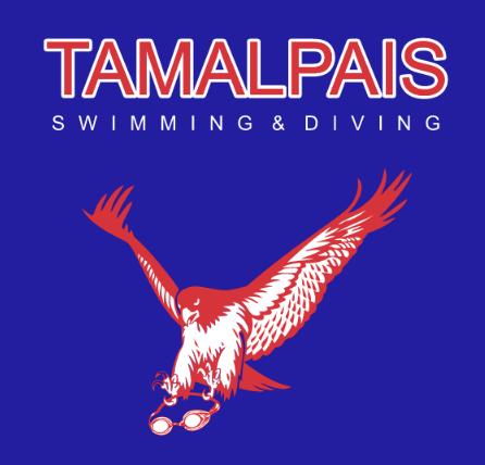 Tamalpais Swimming Diving California Team Wear