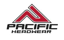 Tam Water Polo Pacific Headwear Visor