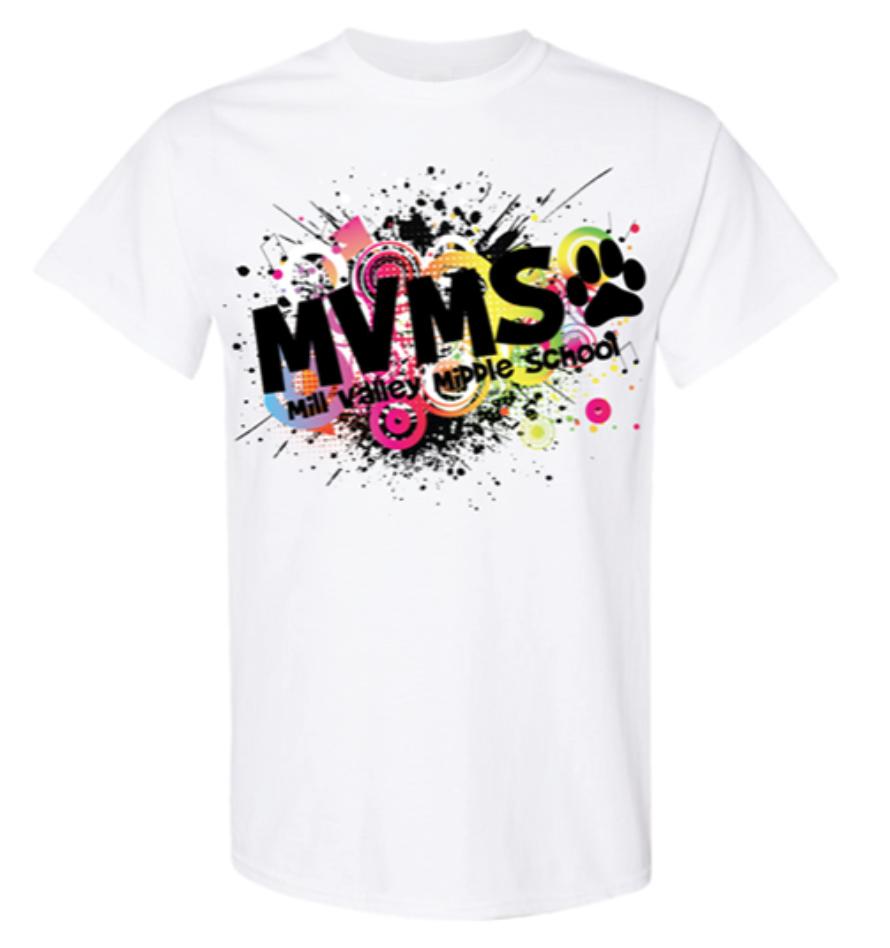 Direct to Garment t-shirt for uniform customization
