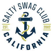 Salty Swag Club is a clothing brand under the House of California Team Wear